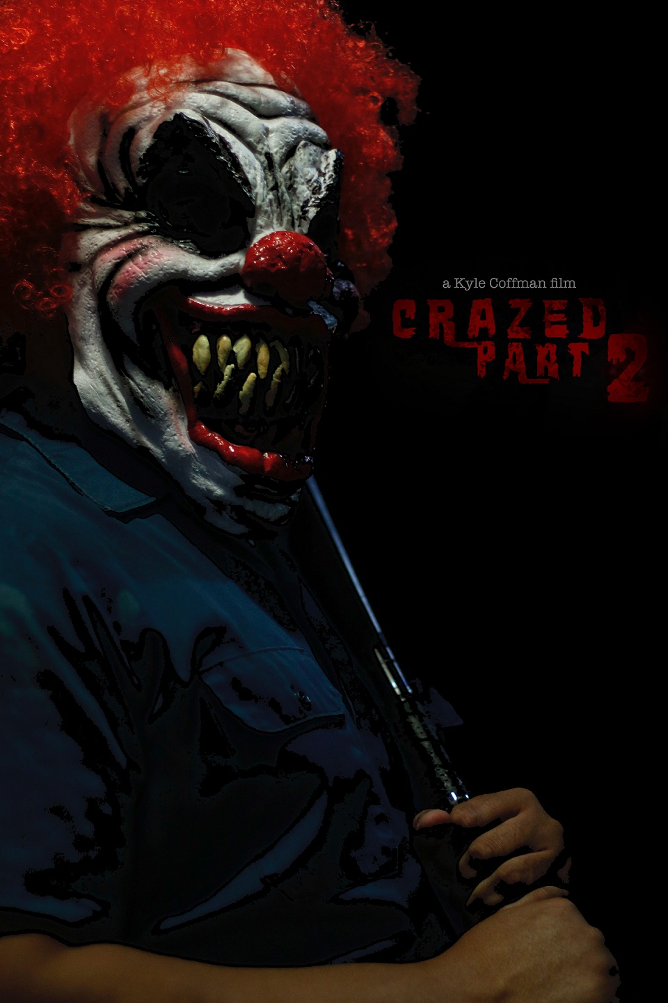 CRAZED PART 2 RELEASED ONLINE