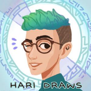 Hariprofile-square-name