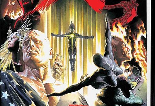 Earth X review by Raphael Borg