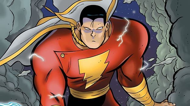 Jeff Smith's Shazam review by Raphael Borg