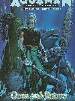 Aquaman : Sword of Atlantis review by Raphael Borg