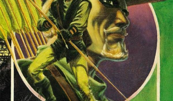 Mike Grell's Green Arrow review by Raphael Borg