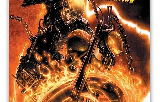 Garth Ennis' Ghost Rider review by Raphael Borg