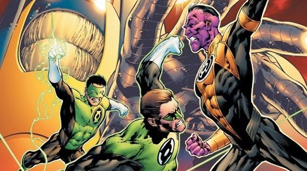 Green Lantern – The Sinestro Corps War review by Raphael Borg