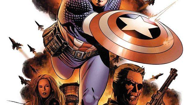 Ed Brubaker's Captain America review by Raphael Borg