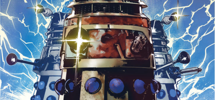 TITAN COMICS REVEALS INVOLVEMENT IN BBC STUDIOS'  MULTI-PLATFORM DOCTOR WHO: TIME LORD VICTORIOUS
