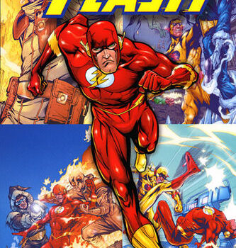 The Flash : Rogues War review by Raphael Borg