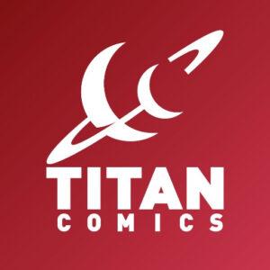 Logo Titan Comics