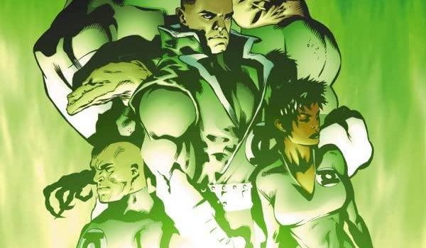 Green Lantern Corps review by Raphael Borg