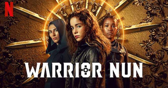 Warrior Nun review by Ashley Peschel