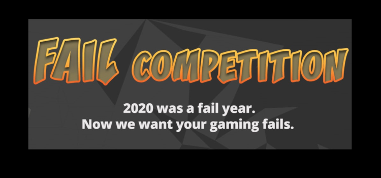 Fail Competition – Pop Culture Online Fest