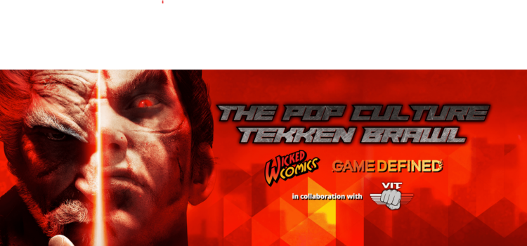The Pop Culture Tekken Tournament