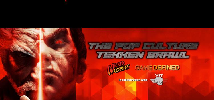 The Pop Culture Tekken Tournament