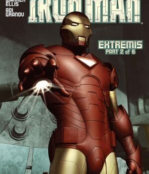 Iron Man: Extremis review by Raphael Borg