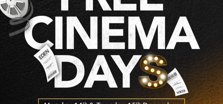 Free Cinema Days!