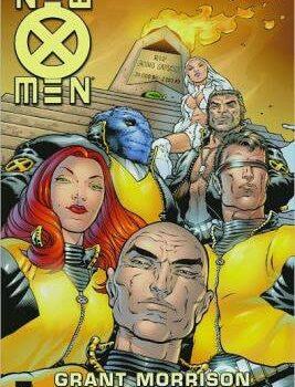 Grant Morrison's New X-Men review by Raphael Borg
