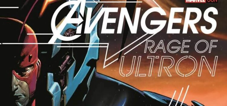 Avengers: Rage of Ultron review by Raphael Borg