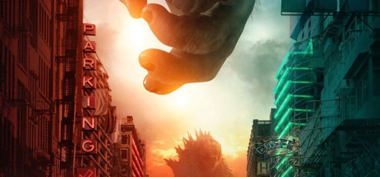 Godzilla Vs Kong – Film review by Raphael Borg