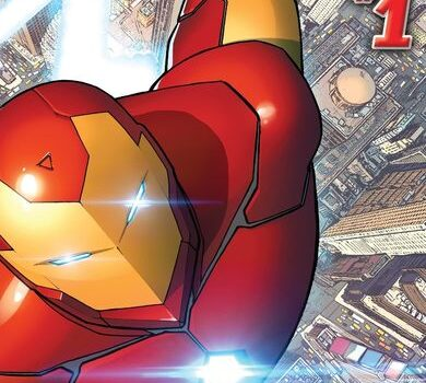 Invincible Iron Man by Brian Michael Bendis review by Raphael Borg