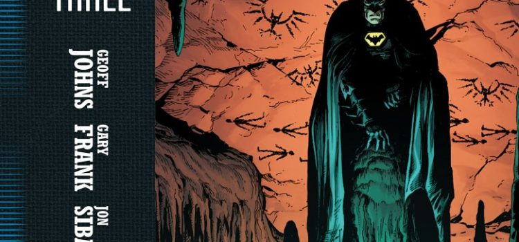 Batman: Earth One reviewed by Raphael Borg
