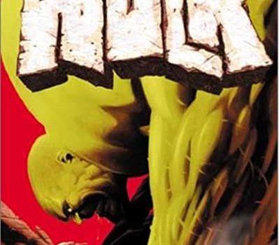 Incredible Hulk by Bruce Jones – reviewed by Raphael Borg